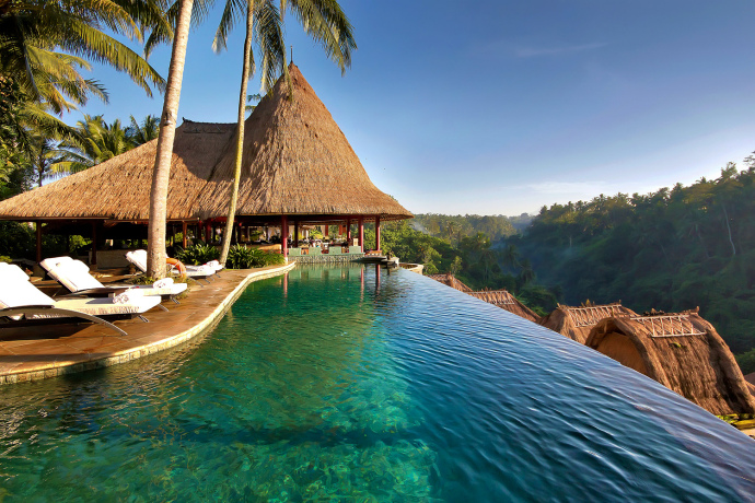 Доступный отдых на Бали.